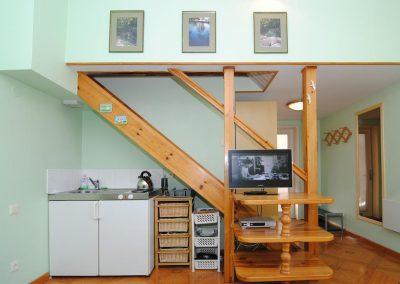 Palangos saulėgrąža apartamentai